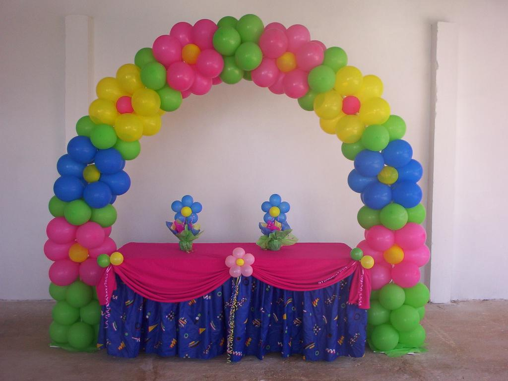 Imagenes de globos en formas de arcos ideas consejos - Decoracion de globos ...