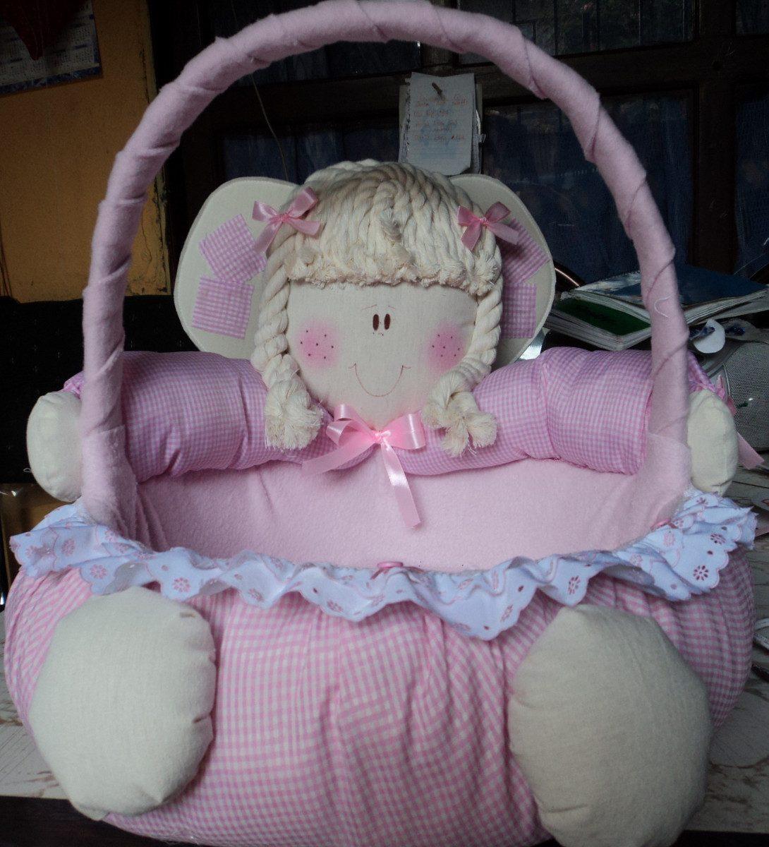 canastas para baby shower bautizo regalo para un bebe mlm f 2787468998