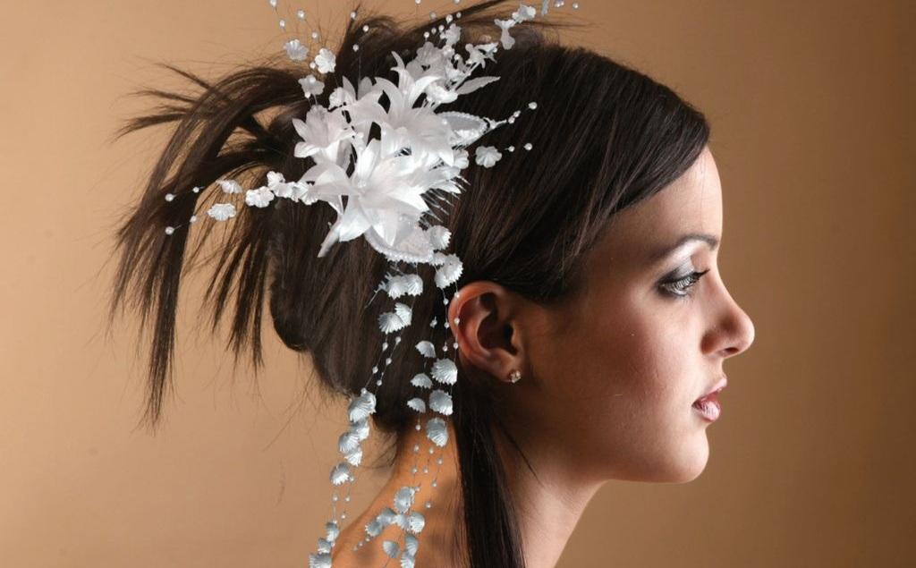 Imagenes de peinados recogido para novias ideas consejos - Peinados recogidos novias ...