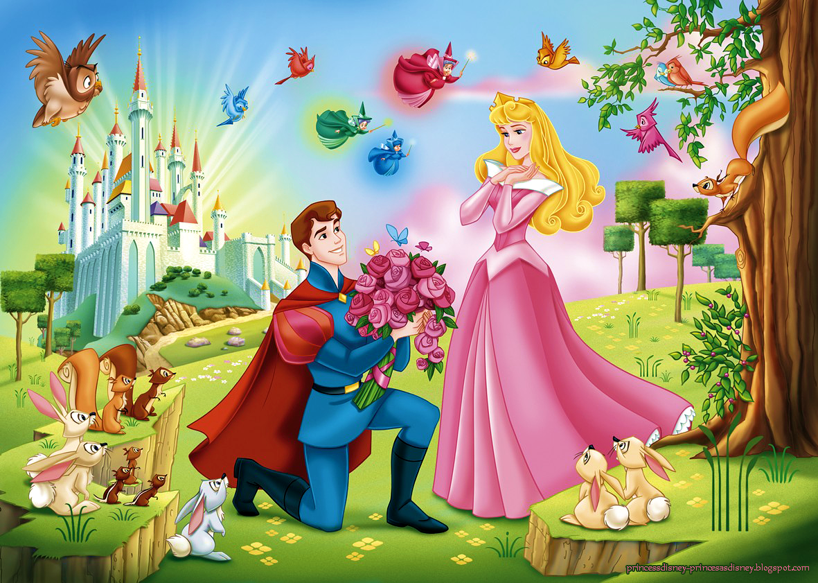 Wallpapers De Princesas Y Principes « Ideas & Consejos