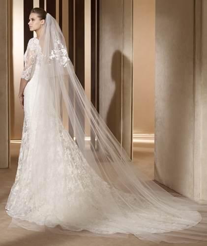 vestido de novia lindo