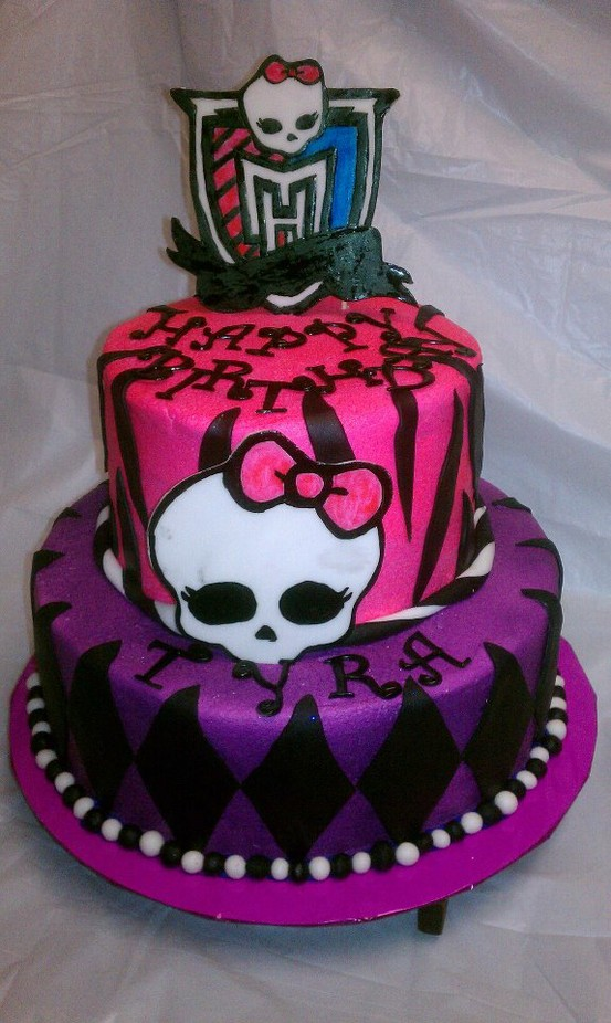 Imagenes de Pasteles de Monster High « Ideas & Consejos - Ideas ...