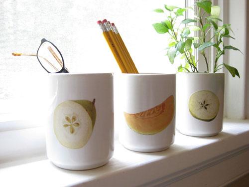 Como decorar ceramica con frutas « Ideas & Consejos - Ideas & Consejos