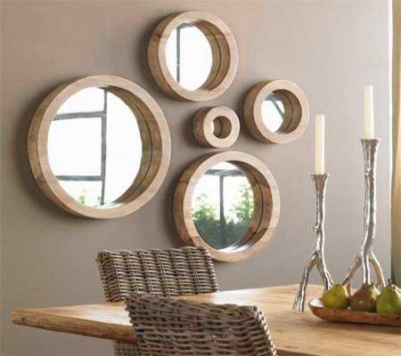 Como decorar paredes con espejos ideas consejos for Espejos para decoracion interiores