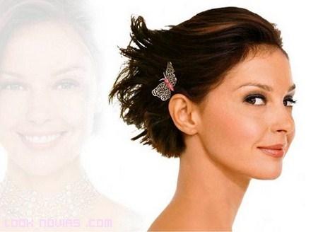 Peinado Fácil para Cabello Corto