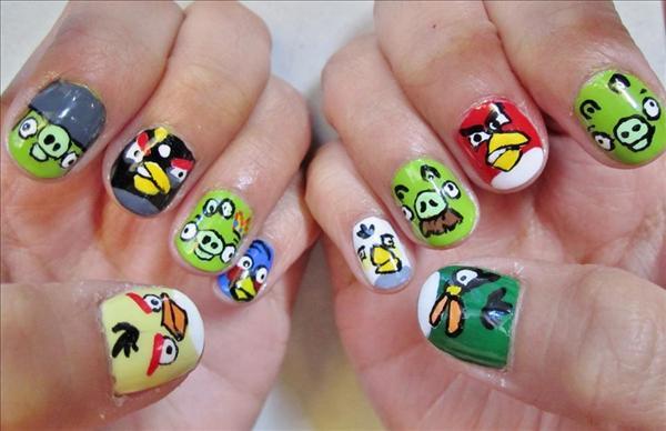 ademas de un video tutorial que explica como hacer uñas decoradas de ...
