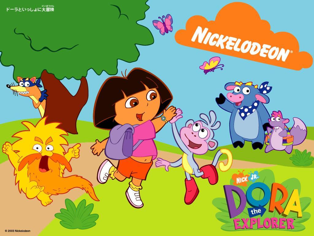 Dora La Exploradora A Continuacion Algunas Imagenes De Dora La