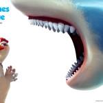 wallpaers tiburones al ataque 1