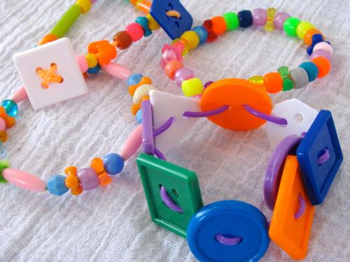 moldes de bisuteria para niños