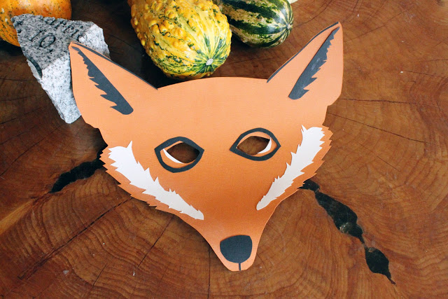 Como hacer Máscaras de Papel con forma de Animal « Ideas ...
