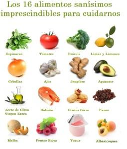 alimentos para el sistema inmunologico