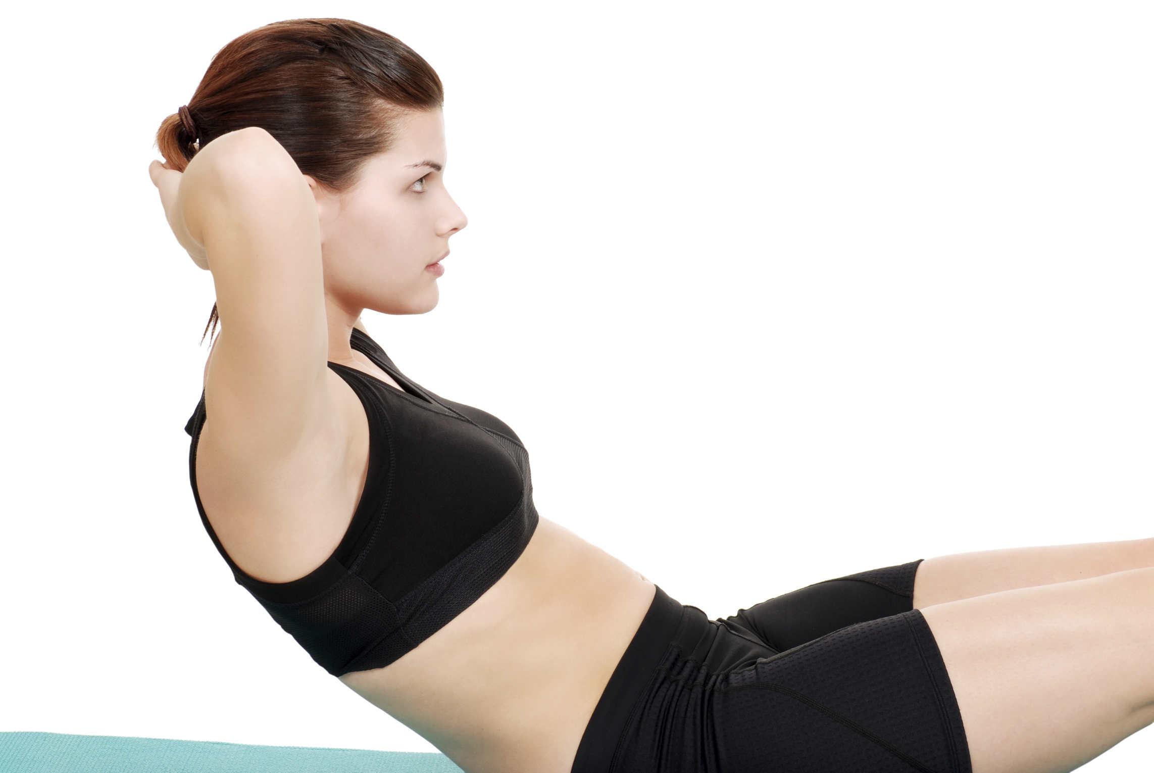 estirar la piel con ejercicios
