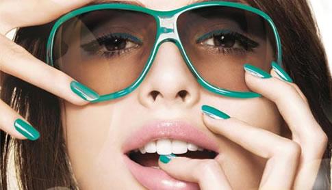 combinar esmalte de uñas