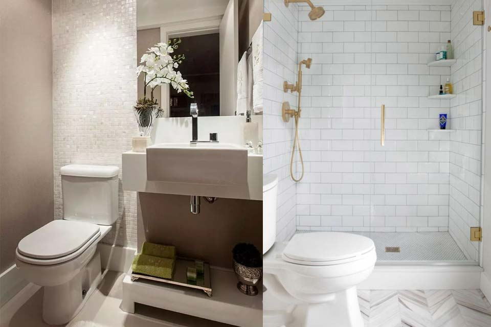 paredes baño